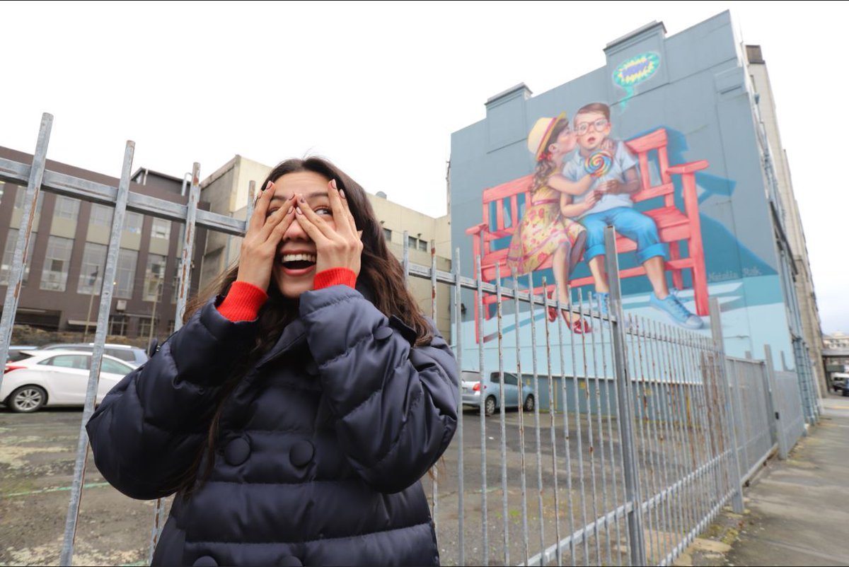 歴史と文化に満ちた都市ダニーデン ニュージーランド 二階堂ふみ 2018→2019 冬