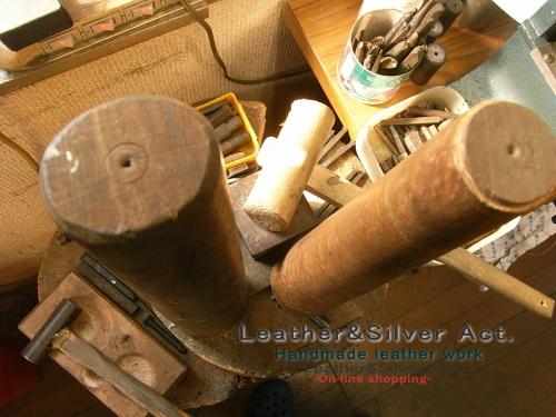 真鍮バングル 木型