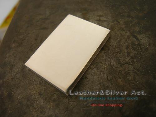 純銀 ネックレス オーダーメイド 手彫り