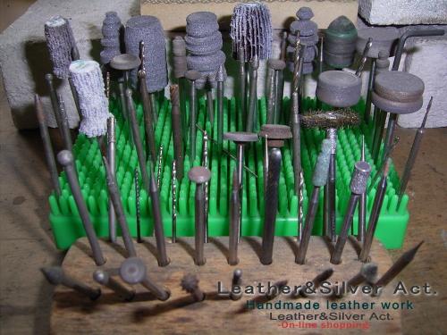 彫金 工具 シルバー