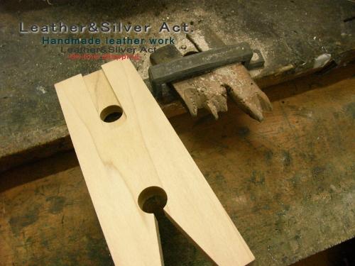 彫金 すり板 交換 工具