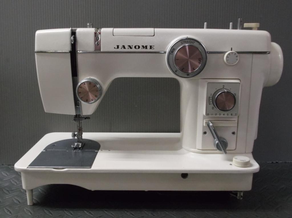 janome 802-1