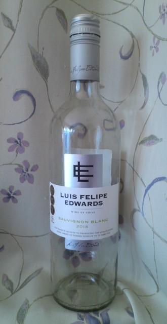 LUIS FELIPE EDWARDS SAUVIGNON BLANC 2018(ルイスフェリペエドワーズ ソーヴィニヨンブラン)