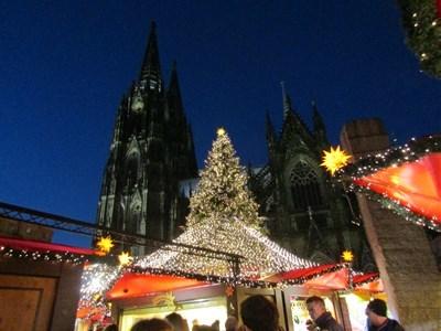 ケルンクリスマスマーケット3