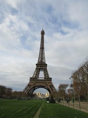 パリ2018年12月1