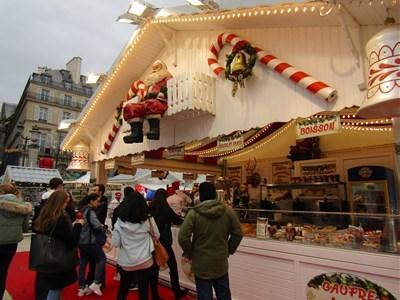 パリ2018年12月5