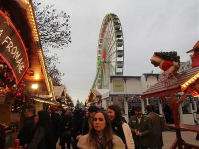 パリ2018年12月6