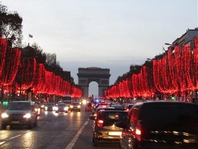 パリ2018年12月9