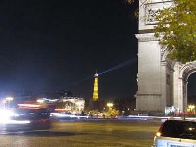 パリ2018年12月11