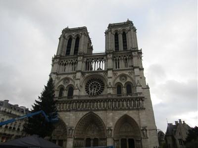 パリ2018年12月13