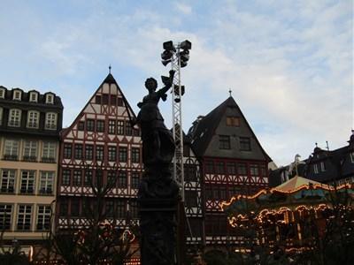フランクフルトクリスマスマーケット3