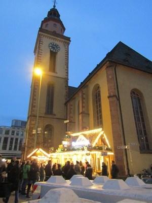 フランクフルトクリスマスマーケット5