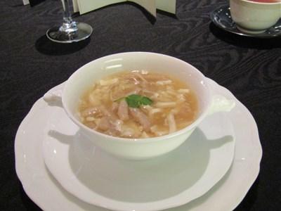 20190104豚フィレ肉スープ