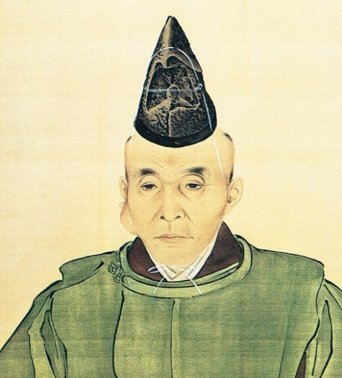 A_portrait_of_Ichikawa_Beian_市河米庵像