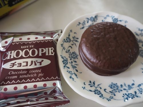 チョコパイ 小さく なっ た
