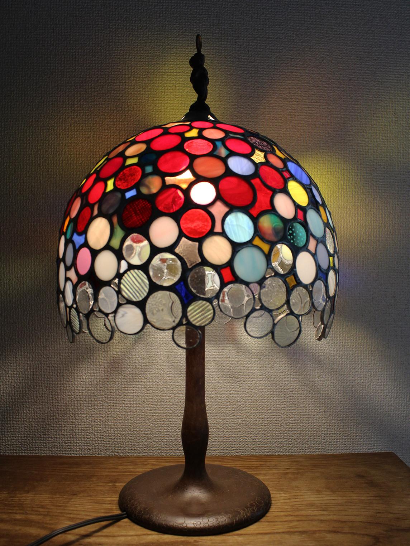 シャボン玉ランプ