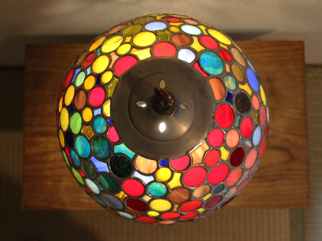 シャボン玉ランプ02