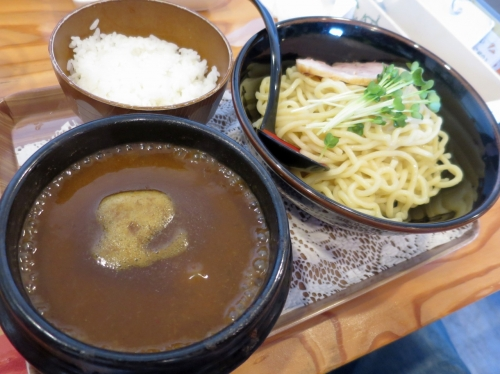 レッドハートキッチンつけ麺