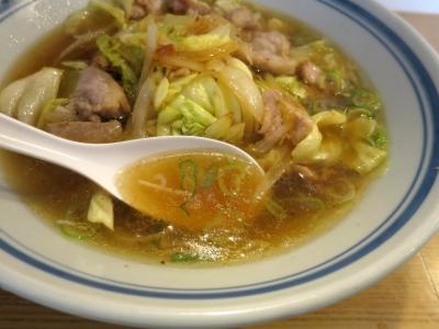 陳さん館スープ