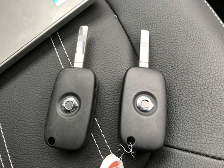453 smart fourtwo key4