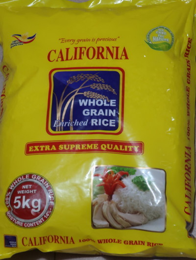 California rice316