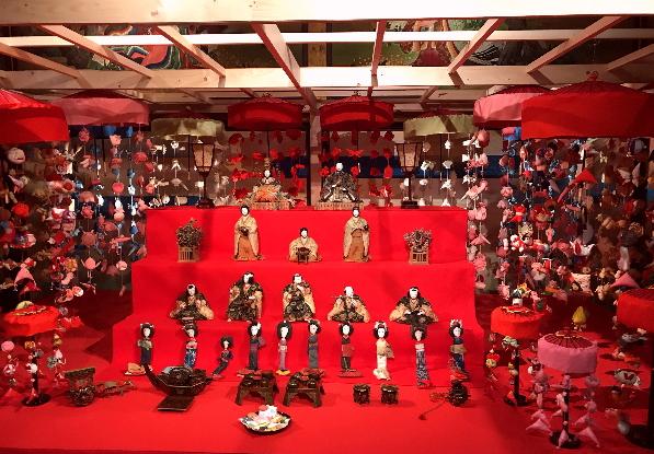 百段ひな祭り2019a