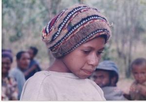 村で一番の美少女