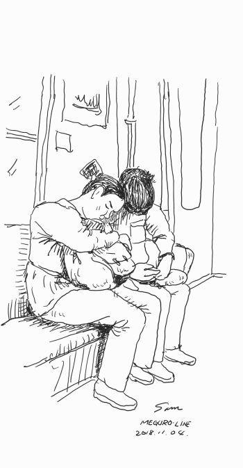 meguro line 002