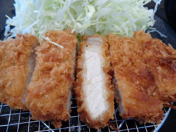 11/11 松乃屋・ローストンカツ&豚汁