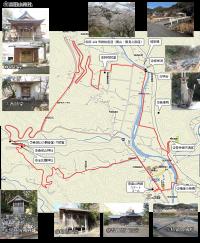 ハイキング地図_s