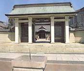 柿本神社日時計