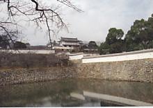 姫路城三国堀