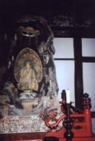 佛通寺地藏堂須弥壇と地藏