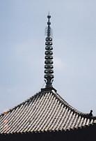 天寧寺三重塔相輪