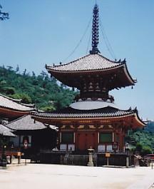 淨土寺多寶塔