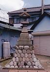池田宿秋葉燈籠