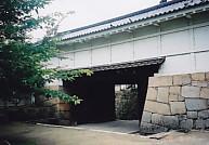 福山城筋鐵御門