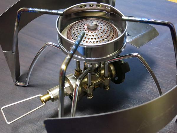 SOTO レギュレーターストーブ ST-31 クッキー抜き型 丸型 シンデレラフィット