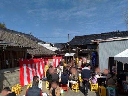 作州武蔵 蔵開き2019 (2)