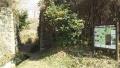 190302大仏線遺構の鹿背山橋台跡