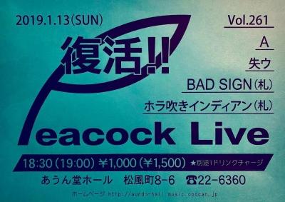 peacock live