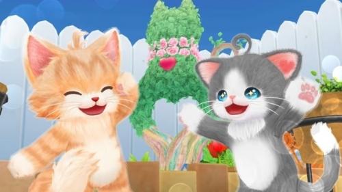 Switch/3DS『ネコ・トモ』体験版が配信開始!3DS版は今冬に発売延期
