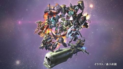 Switch/PS4『スーパーロボット大戦T』PV第2弾が公開!オリジナルキャラと主人公機も登場