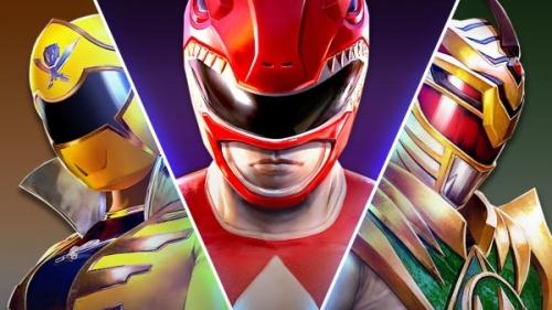 戦隊ヒーローが戦う対戦格闘ゲーム『Power Rangers: Battle for the Grid』海外で発表!