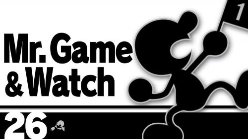 「スマブラSP」ファイター「Mr.ゲーム&ウォッチ」がインディアンへの差別的な表現で炎上。アプデで修正へ