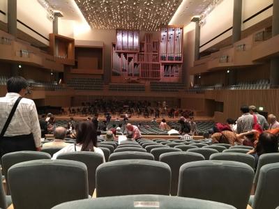 京都コンサートホール大ホール
