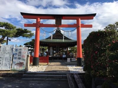 1300年の歴史を持つ唐崎神社