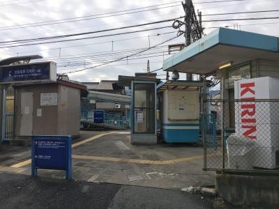 びわ湖ホールから最寄りの京阪石場駅