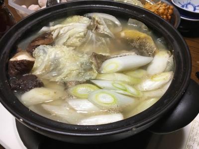 アオハタ鍋