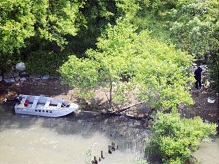 琵琶湖バラバラ殺人事件の現場捜査